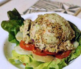Salad cá ngừ kem bơ ngon mà bổ dưỡng