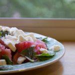 Salad dưa hấu bạc hà đơn giản mà cực ngon tại nhà