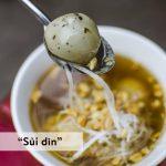Sủi dìn Hải Phòng món ăn cay nồng và hấp dẫn