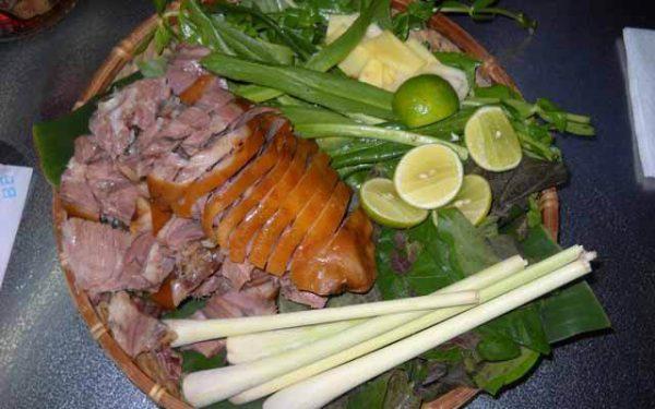 Thịt chó Việt Trì thơm ngon nức tiếng của Phú Thọ