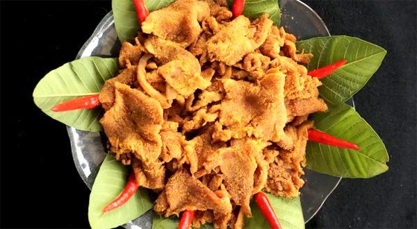 Thịt chua Thanh Sơn độc đáo và hấp dẫn
