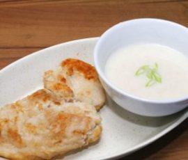 Thịt ức gà chiên sữa vị ngon hấp dẫn tại nhà