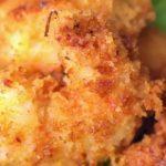 Tôm dừa nướng giòn ngon khó cưỡng