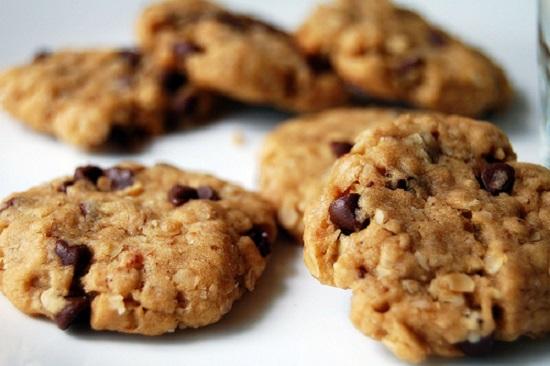 Món bánh quy yến mạch bổ dưỡng