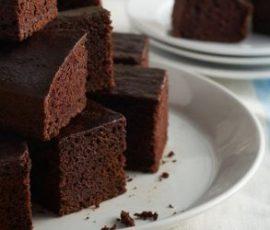 Món bánh chocolate xốp ngon mê ly