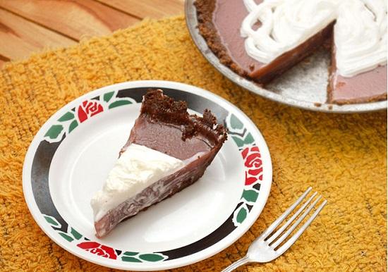 Món bánh pudding socola oreo mát lạnh