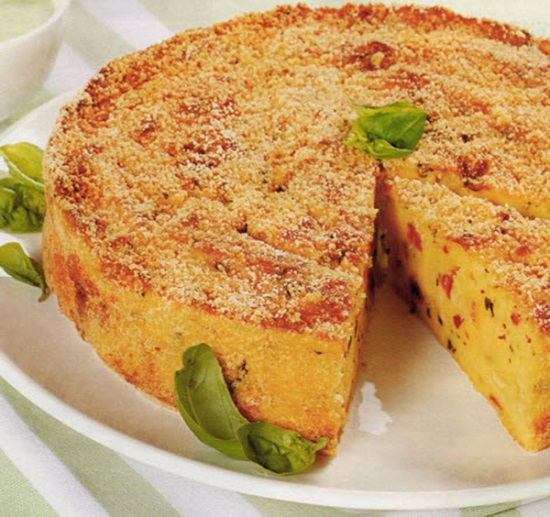 Món bánh gato khoai tây mang hương vị mới lạ