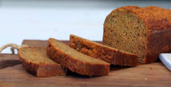 Bánh mì bí cực độc đáo, thơm ngon