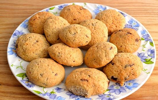 Món bánh quy mềm ngon tuyệt