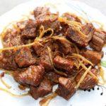 Thịt bò kho gừng tuyệt ngon đưa cơm