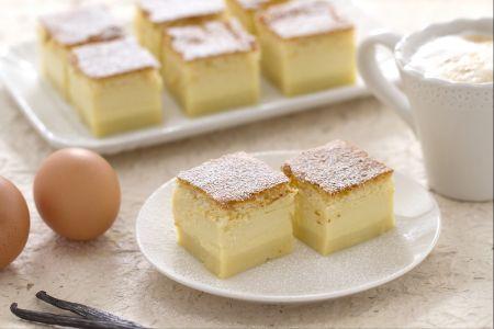 Bánh trứng Custard ngon tuyệt