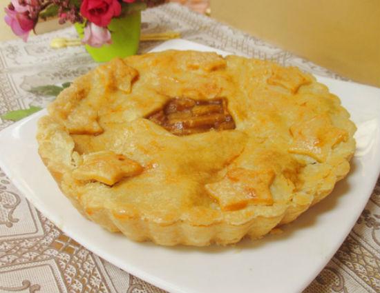 Món bánh táo tuyệt ngon cho ngày mưa