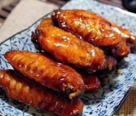 Cánh gà roti đơn giản mà ngon