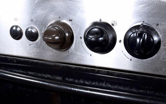 Lò nướng làm nóng sẵn