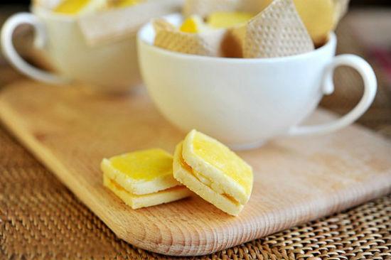 Bánh quy bơ nhân phô mai