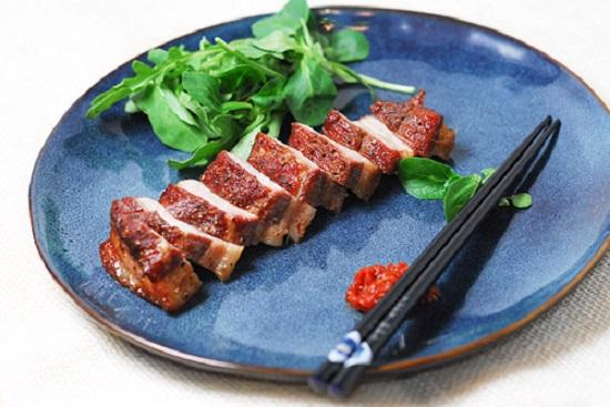 Thịt nướng Hàn Quốc đơn giản tại nhà