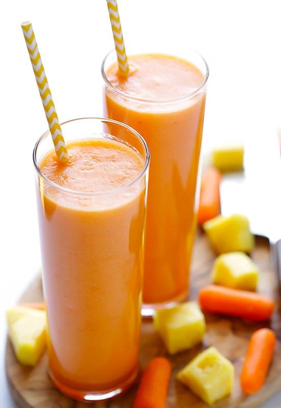 Sinh tố rau củ bổ dưỡng tốt cho sức khỏe