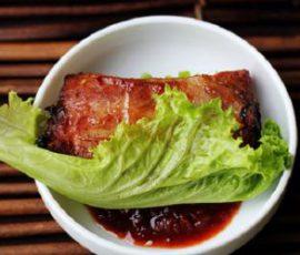 Sườn nướng kiểu Hàn Quốc thơm lừng hấp dẫn