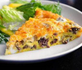 Trứng đúc thịt kiểu Pháp cho bữa ăn trọn vị