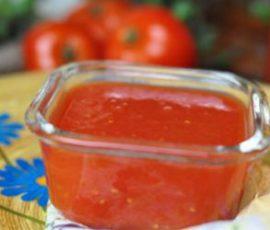 Tương cà chua đơn giản dễ làm tại nhà