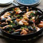 Cơm hải sản thập cẩm ngon tuyệt cho bữa tối