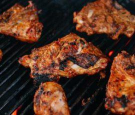 Món gà nướng Tandoori  ngon lạ miệng