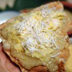 Món bánh đa kê – một món quà quê dân dã