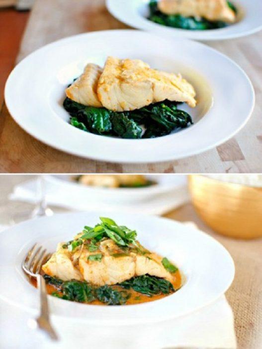 Món cà ri cá lạ miệng
