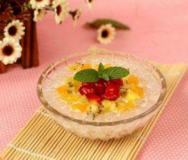 Chè trân châu hoa quả tuyệt ngon cho mùa hè