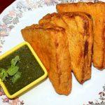 Món bánh mì Pakora ngon lạ miệng
