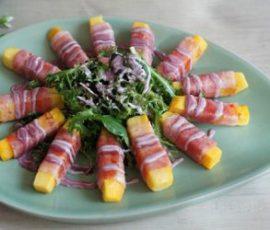 Món salad khoai lang vừa ngon vừa bắt mắt