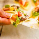 Món Salad Snack khoai tây cho bữa ăn nhẹ