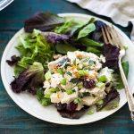 Món salad gà thơm ngon mới lạ
