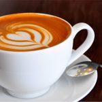 Cà phê Capuchino cho bữa sáng chuẩn vị