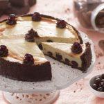 Món bánh Cheesecake anh đào siêu ngon tại nhà