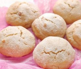 Món bánh quy quả hồ đào nhâm nhi ngày se lạnh