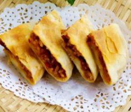 Món bánh rán từ cơm nguội ngon hấp dẫn