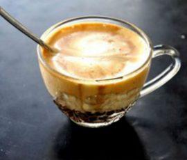 Cà phê trứng tuyệt ngon cho cả nhà thưởng thức
