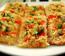 Món cơm cháy Ninh Bình ngon chuẩn vị