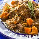 Món thịt bò kho khoai lang kiểu Ý ngon như ngoài hàng