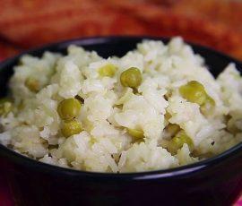 Món xôi hoa nhài đậu xanh