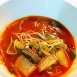 Món canh thịt bò củ cải cay cực ngon mà đơn giản