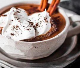 Chocolate nóng ngọt ngào siêu ngon