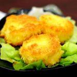 Món đậu hũ trứng chiên xù đơn giản thơm ngon
