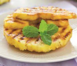 Dứa nướng mật ong ngon chuẩn vị kiểu Ý
