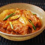 Món kim chi kho thịt đậm đà ngon cơm