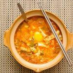 Món canh kim chi cá ngừ Hàn Quốc siêu ngon và hấp dẫn