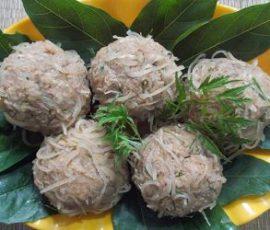Món nem nắm Nam Định ngon chuẩn vị tại nhà