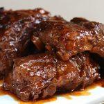 Món sườn sốt đậu đen ngon bổ dưỡng