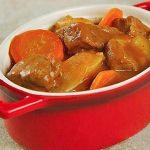 Món thịt bò hầm khoai tây ngon tuyệt cho ngày se lạnh